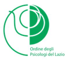 logo Ordine degli Psicologi del Lazio